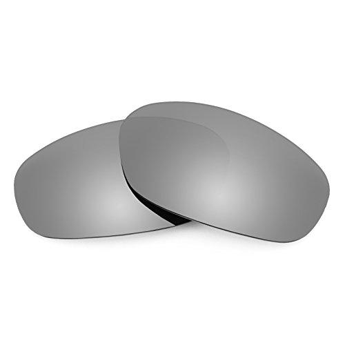 Verres de rechange pour Ray Ban RB4115 — Plusieurs options Titanium MirrorShield® - Polarisés