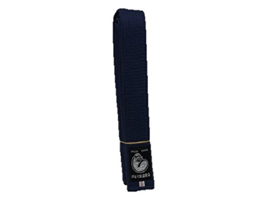 High-Class KARATE Belt (COLOR) (Dark Blue, 5)