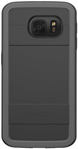 Pelican Samsung Galaxy S7 Edge Phone Case (Black/Gray) (Pelican Case 7 Tablet)