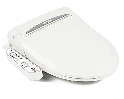 QUOSS Electronic Bidet Toilet Seat Continuous Heating System Toilet Bidet (Q-5300)