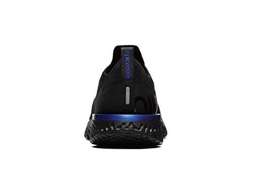Hombre Para Running Multicolor Zapatillas Racer 004 black Epic React Bl Nike Flyknit De OxYWAw