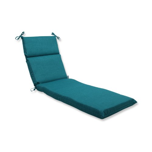 Pillow Perfect Outdoor Chaise Cushion