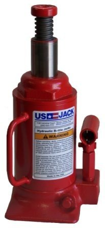US JACK D-51125 12 Ton Bottle Jack Made In USA by US Jack