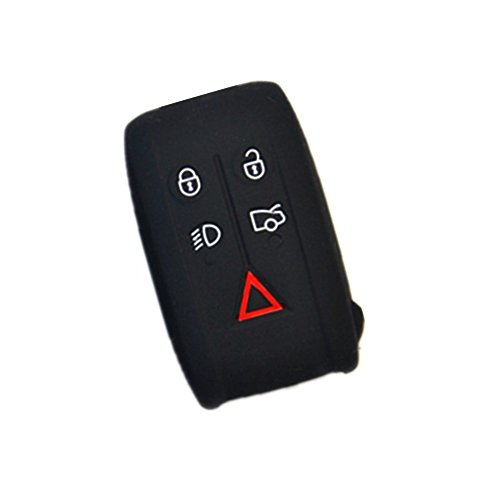 new-5-buttons-black-protector-silicone-remote-smart-key-cover-fob-case-bag-shell-holder-for-jaguar-x