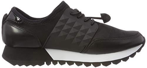 5 21 Mujer oliver 5 Para Comb 098 Zapatillas S 98 Negro black 23613 q8IO155w