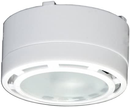 Xenon Undercabinet Puck Light Bulbs and Covers