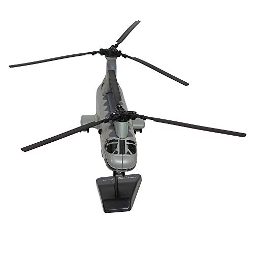 (New Ray Sky Pilot 1:55 Boeing Ch-46 Sea Knight - Marines Die Cast Vehicles )