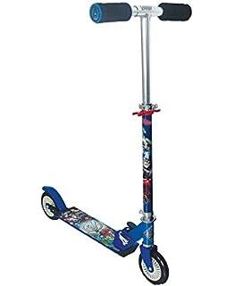 Trolls -Patinete con 2 ruedas scooter y freno trasero ...