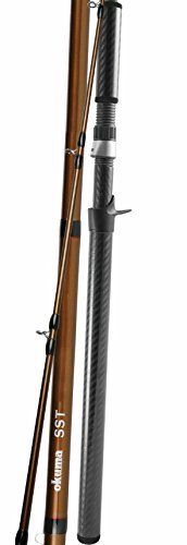 Okuma SST Technique Specific Graphite Carbon Grip Fishing Rods- SST-C-1062MH-CG