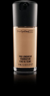 MAC Pro Longwear SPF 10 Foundation NC30