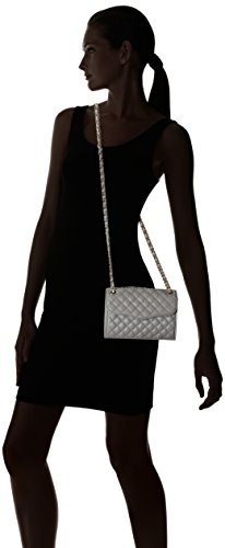 Cross Mini Minkoff Charcoal Bag Affair Rebecca Body Quilted FP8HAqAwI