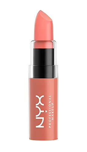 NYX Cometics Butter Lipstick BLS09 Candy Buttons - Peachy Pink Net Wt. 0.16 oz (BLS09 Candy Buttons)