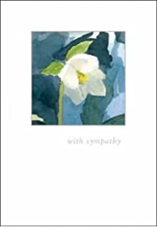 National geographic greeting cards amazon software greeting card wdm3047 with sympathy white hellebore m4hsunfo