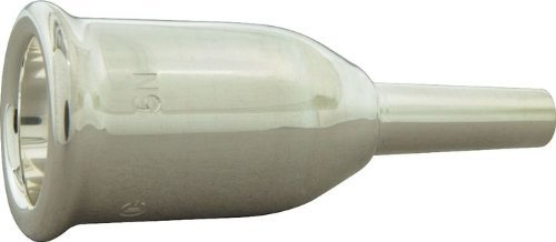 Denis Wick DW6885-5N Heavytop Silver-Plated French Horn Mouthpiece