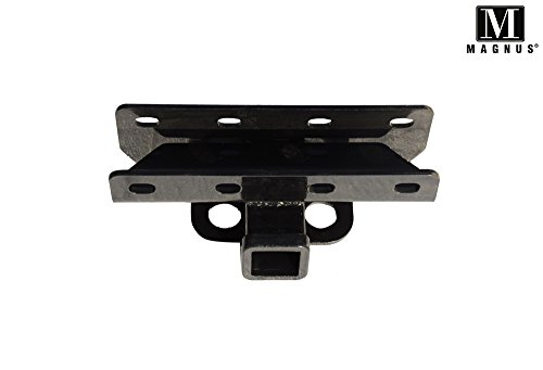 2007-2011 Jeep Wrangler Class III Trailer Hitch (Tow Rating Jeep 2007)