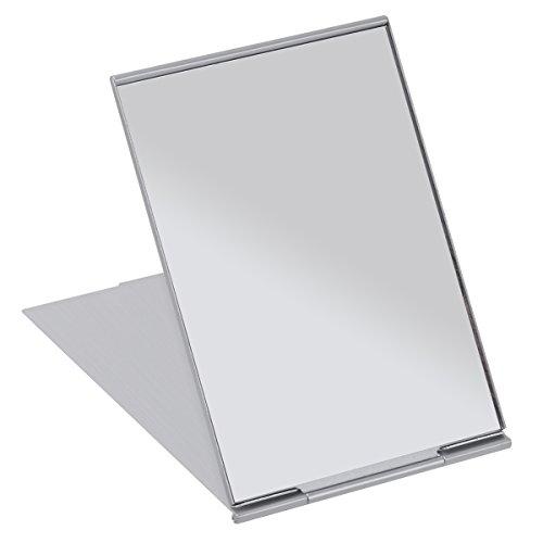 Frcolor Portable Folding Vanity Mirror Single Side Travel Shower Shaving Mirror