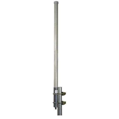 L-com HG2415U-PRO 2.4GHz 15dBi Omnidirectional Antenna N-Female