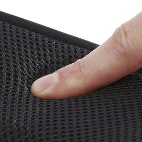 The mesh material of the Case Logic DHS-101 Quick Grip