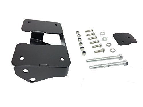 02c One Light (Turn Signal Relocation Kit & Lay Down License Plate Mount - Harley Davidson Sportster)
