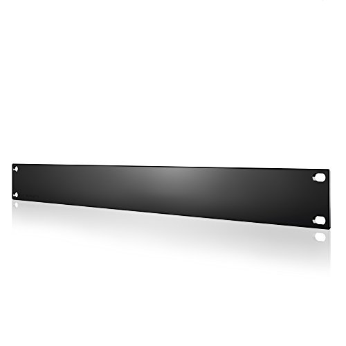 AC Infinity Rack Panel Accessory Blank 1U Space for 19