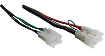 Carxtc Stereo Wire Harness Fits Toyota 4Runner 1989-1993 on xterra radio wiring, tundra radio wiring, trailblazer radio wiring, tahoe radio wiring, sx4 radio wiring,