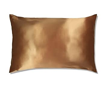 slip silk pillowcase. Slip Silk Pillowcase (Gold)