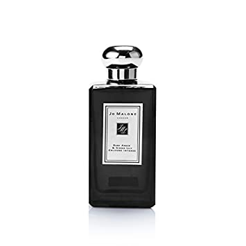 Jo Malone Dark Amber & Ginger Lily Cologne Intense 3.4 Oz Cologne Intensa Spray, 3.4