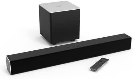 VIZIO SB2821-D6B 28 2.1 Sound Bar, Black Renewed
