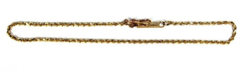 14k 14kt Yellow Solid Gold 7