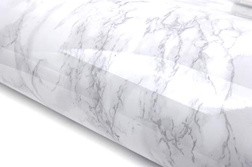 Marble Granite Look Effect Contact Paper Self Adhesive Pre