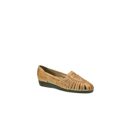 softspots Trinidad Women's Sandal Natural Leather