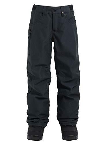 Burton Little Boys' Barnstorm Pant, Black Denim, X-Large