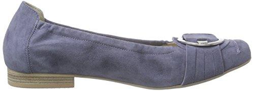 Semler Denise Damen Pumps Blau (072 - aqua)