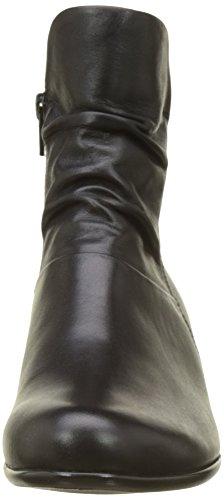 Gabor Dames Het Comfort Basic Boots Black (zwart (micro))