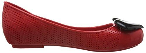 Bombas Red Pop de del Ballet Zapatos Zaxy Beauty Las Mujeres SfqCwxp