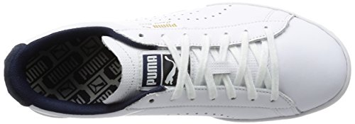 Baskets Basses Court Puma Star Mixte Adulte Crafted qFt1IZH