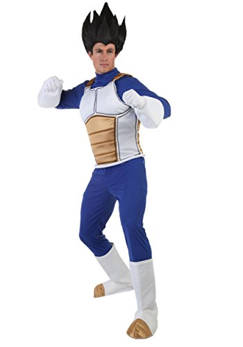Adult Vegeta Costume - XL