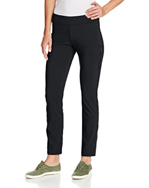 Women's Back Beauty Skinny Leg Pant