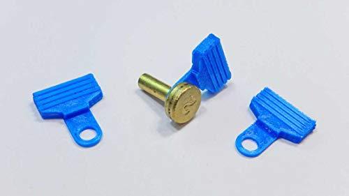 Locator Pin Tabs for Dillon Reloading Press 550, XL650, 750, 1050