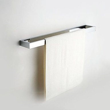 Modern towel rack Wall Mounted Amazoncom Ling Contemporary Chrome Wall Mounted Towel Bars Home Kitchen Amazoncom Amazoncom Ling Contemporary Chrome Wall Mounted Towel Bars Home