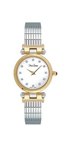 Pierre Laurent Ladies' 12-Diamond 23.5mm Swiss Watch, 22112