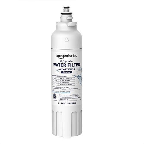 AmazonBasics Replacement LG LT800P Refrigerator Water Filter