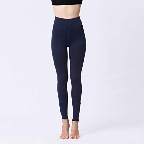 YANXIH 女性用速乾性ヨガパンツ、多機能、ジムランニングタイツプロスポーツパンツ (Color : T3, Size : M)