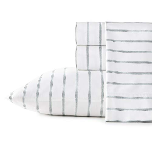 Stone Cottage Sheet Set, King, Trenton Stripe
