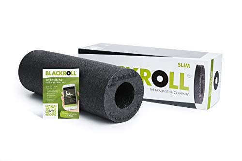 Amazon.com: Blackroll Slim – El original – Rodillo de espuma ...