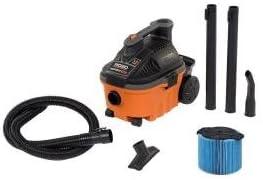 Ridgid 4-gal. Wet/Dry Vacuum