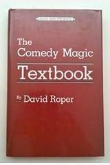 David Ginn Presents the Comedy Magic Textbook Hardcover
