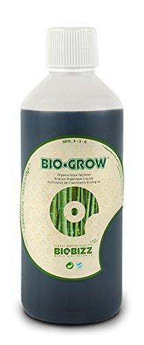 13 opinioni per BioBizz Bio-Grow Fertilizzante 500ml