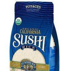 Lundberg California Sushi Rice 1 LB (Pack of 6)