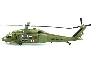 1:72 Uh-60a Blackhawk 508th Medevac Air Ambulance, 101st Airborne Helicopter